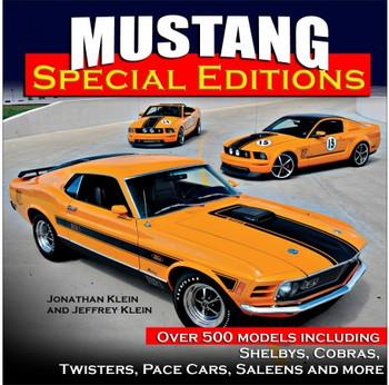 Mustang Special Editions (Jonathan Klein, Jeffrey Klein) (9781613254066)