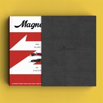 Magneto Slipcase (Holds 4 Issues)