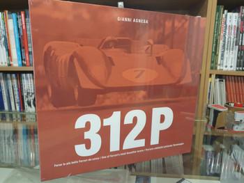 312 P - One of Ferrari's most beautiful racers (Gianni Agnesa) (9783947156191)