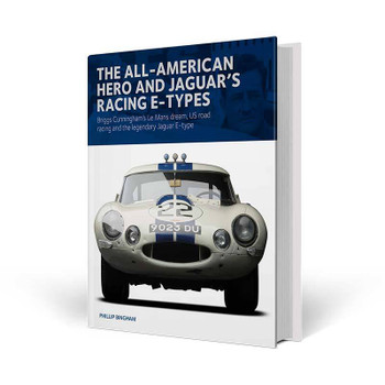 The All-American Hero and Jaguar's Racing E-types (Phillip Bingham) (9781907085819)
