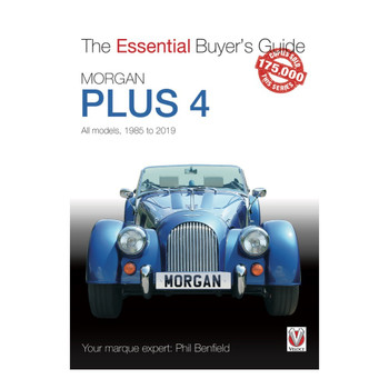 Morgan Plus 4 All models 1985 - 2019 - The Essential Buyer's Guide (9781787115583)