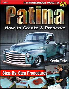 Patina how to create and preserve (Kevin Tetz) (9781613254677)