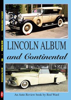 Lincoln Album (Auto Review Album Number 162) (9781854821617)