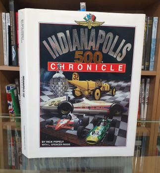 Indianapolis 500 Chronicle (Rick Popely, 1998) (9780785327981)