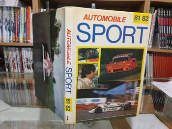 Automobile Sport 81 - 82 (Ian Bamsey) (9780907804017)