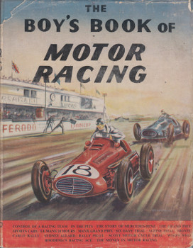 The Boy's Book of Motor Racing (Castle, H. G. 1st Edition 1955)