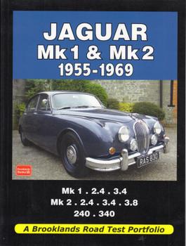 Jaguar Mk1 & Mk2 1955-1969 Road Test Portfolio (9781855208599)