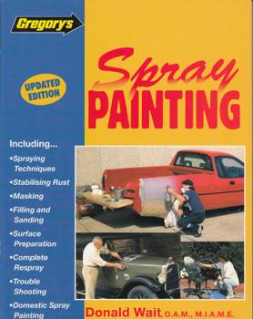 Spray Painting (Donald Wait) (9780855667931)