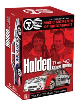 Holden Bathurst 1000 Wins The 80s DVD Set