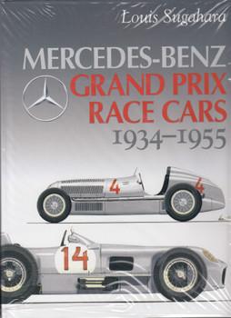 Mercedes-Benz Grand Prix Race Cars 1934-1955 (Louis Sugahara, 2004) (9781933123004)