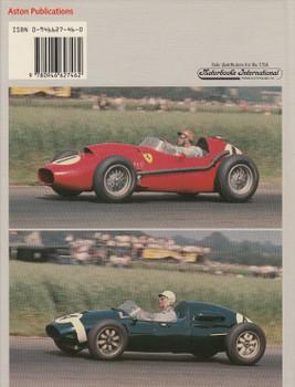 Grand Prix Cars 1945 - 65 (SIGNED - Mike Lawrence, Tony Brooks, John Cooper, Stirling Moss, Roy Salwadori, RRC Walker) (9780946627462)