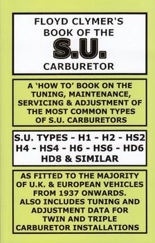 Floyd Clymer's Book of the S.U. Carburetor