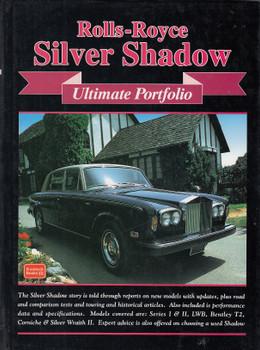 Rolls-Royce Silver Shadow Ultimate Portfolio (hardcover) (9781855204997)