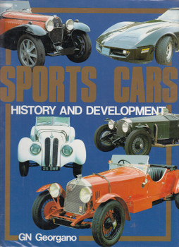 Sports Cars: History and Development (GN Georgano Hardcover 1987) (918703610X)