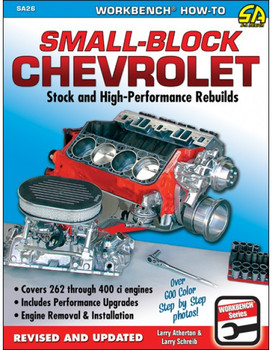 Small-Block Chevrolet: Stock and High-Performance Rebuilds (9781613251966)