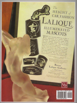 Unique Lalique Mascots Volume 3 - The automotive radiator hood & desk ornaments of master glass artisan R. Lalique (9781786235107)