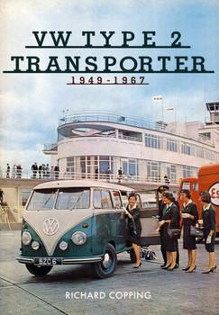 VW Type 2 Transporter 1949 - 1967 (Richard Copping) (9781445693460)