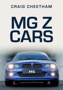 MG Z Cars (Craig Cheetham) (9781398100954)