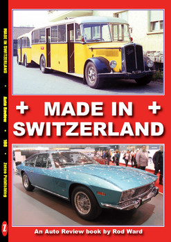 Made in Switzerland (Auto Review Number 166) (9781854821655)