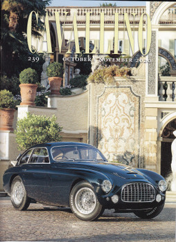 Cavallino The Journal Of Ferrari History Number 239 Oct / Nov 2020