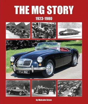 The MG Story 1923 - 1980 (Malcolm Green) (9781906133979)