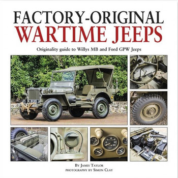 Factory-Original Wartime Jeeps (James Taylor) (9781906133948)