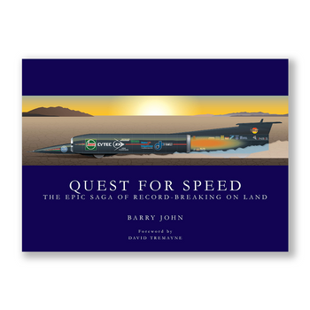 Quest For Speed - The Epic Saga (Barry John) (9781910505595)