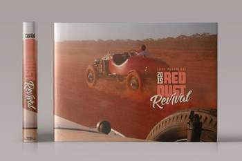Red Dust Revival 2019 Book (LIMITED TO 500 COPIES)