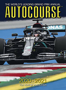 Autocourse 2020 - 2021 (No. 70) Grand Prix Annual (9781910584422)