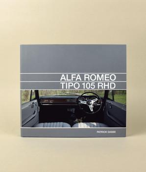 Alfa Romeo Tipo 105 RHD - Right Hand Drive (Patrick Dasse) (9783871660962)