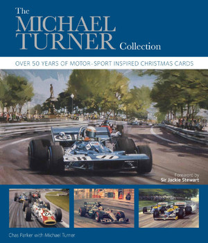 Michael Turner Collection - Over 50 years of motor-sport inspired Christmas cards (9781907085994)