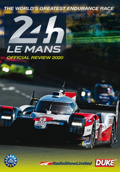 Le Mans 24 Hours 2020 Official Review DVD (5017559133986)
