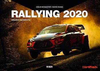 Rallying 2020 - Moving Moments (Colin Mcmaster, David Evans) (9783947156320)