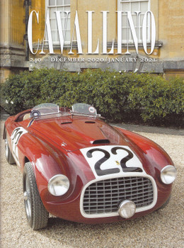 Cavallino The Journal Of Ferrari History Number 240 Dec / Jan 2021
