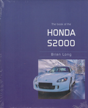 Book of the Honda S2000 (Brian Long) (9781787112148)