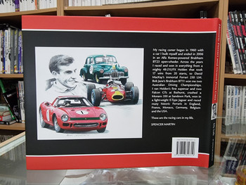 Historic Ferrari and Grand Prix Cars - My Life by Spencer Martin (signed) (9780646829319)