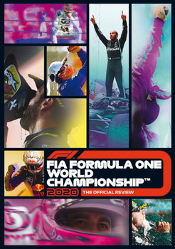 Formula One 2020 The Official Review - F1 DVD (5017559134044)