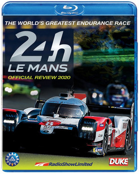 Le Mans 24 Hours 2020 Official Review Bluray (5017559133924)