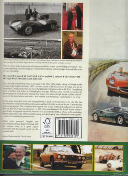 Norman Dewis of Jaguar - Developing the Legend (Paul Skilleter, Norman Dewis OBE) (9781908658159)