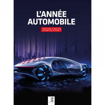 Automobile Year 2020 - 2021 (No. 68) French Edition (9791028304461)