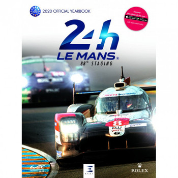 Le Mans 24 Hours 2020 Official Yearbook (English Version) (9791028304409)