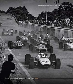 Racing 1968 (Johnny Rives, Manou Zurini) (9782702211236)