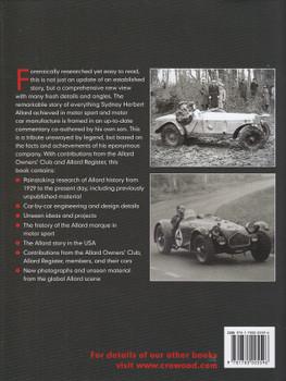 Allard - The Complete Story (Alan Allard, Lance Cole) (9781785005596)