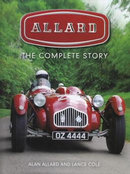 Allard - The Complete Story (Alan Allard, Lance Cole)