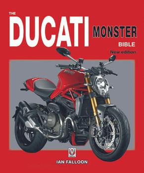 The Ducati Monster Bible (Ian Falloon) (9781845846169)