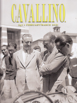 Cavallino The Journal Of Ferrari History Number 241 Feb / Mar 2021 (CAV241) (view)