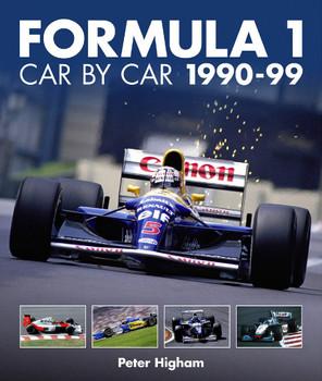 Formula 1 Car By Car 1990- 99 (9781910505625)