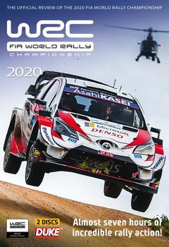 WRC FIA World Rally Championship 2020 DVD (5017559133948)