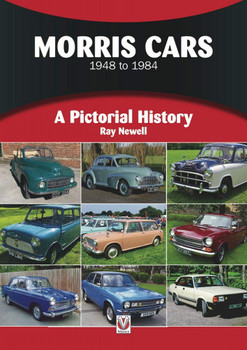Morris Cars 1948-1984 - Pictorial History (A Pictorial History) (9781787110557)