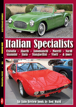 Italian Specialists (Auto Review Album Number 170) (9781854821693)